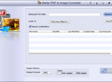Stellar PDF to Image Converter for Mac