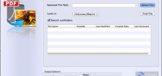 Stellar Converter for PDF for Mac