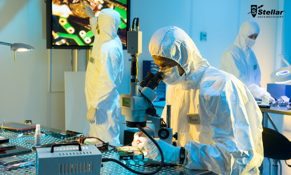 Clean Room Data Recovery Services