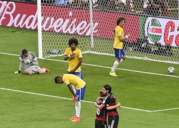Brazil vs Germany Match