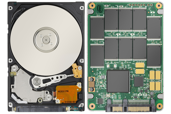 move data from hard drive to ssd