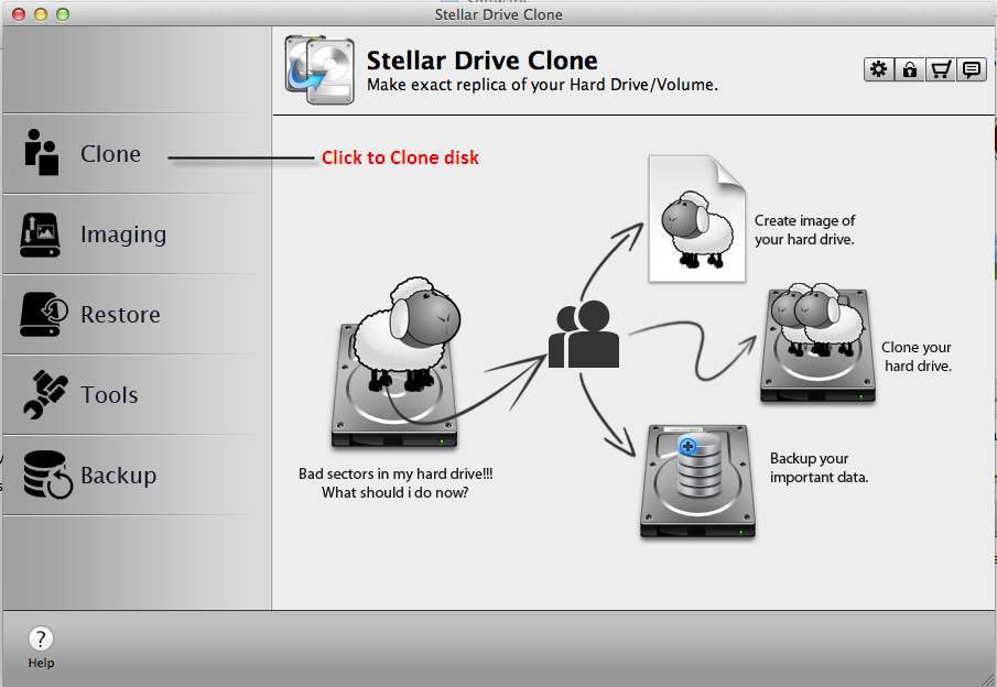 How To Clone Mac Hard Drive Data To Another Hard Drive