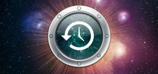 TimeMachine recovery