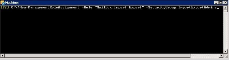 How to Export Exchange 2013 Mailboxes to PST