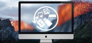 OS X El Capitan Data Recovery
