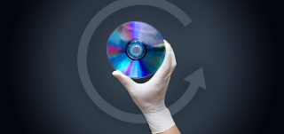 Recover Data from Scratched CD