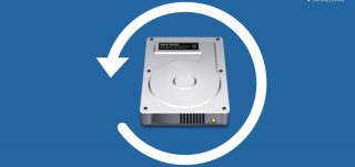 Recover data from non booting Mac hard drive