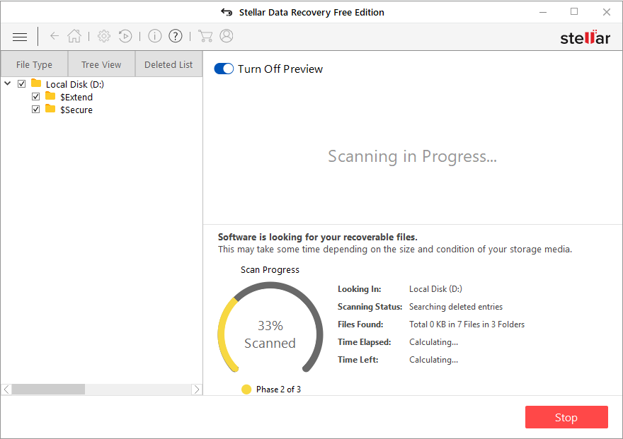 Free Data Recovery Software for PC Free Download with Full