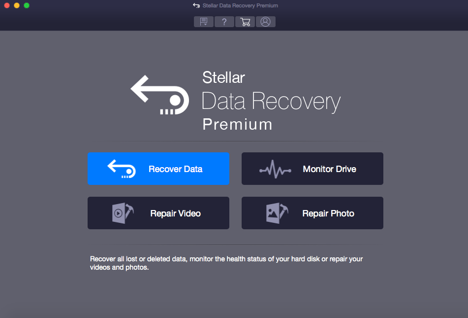 Mac data recovery Premium