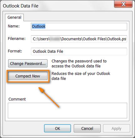Outlook 2007 Hangs Ing Offline Address Book