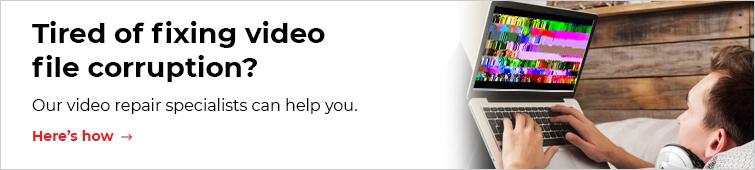 video repair services