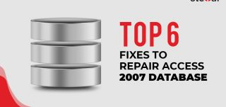 top 6 fixes for access database corruption