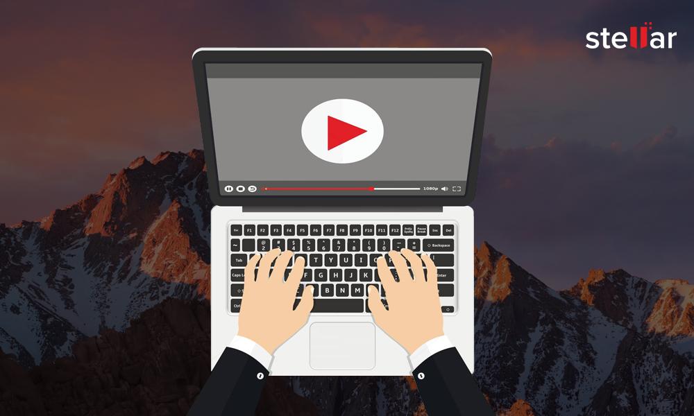 Repair Video for Mac: Repair Corrupt Videos on MacOS Sierra