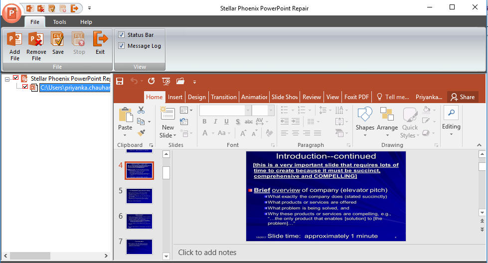Top 5 Methods to Repair Corrupted PowerPoint File