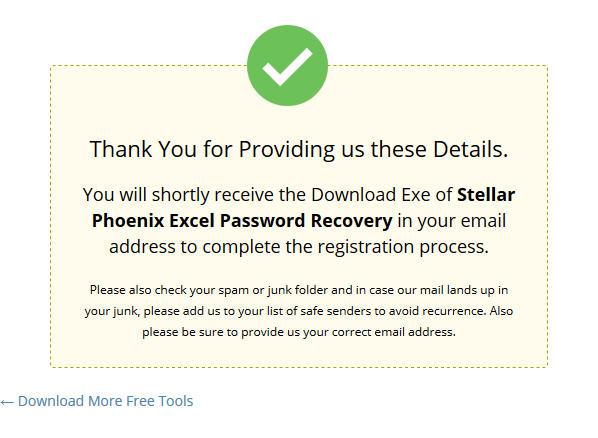 excel password geeker registration code