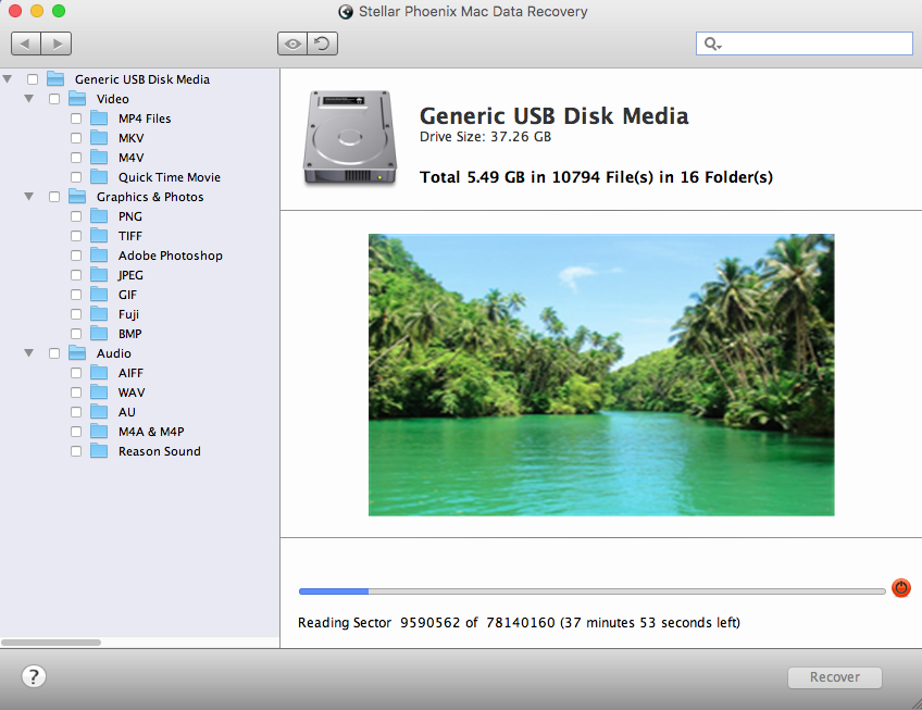 how to recover files from external hard drive mac