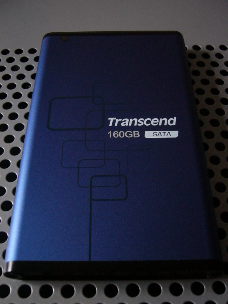 Transcend Hard Drives