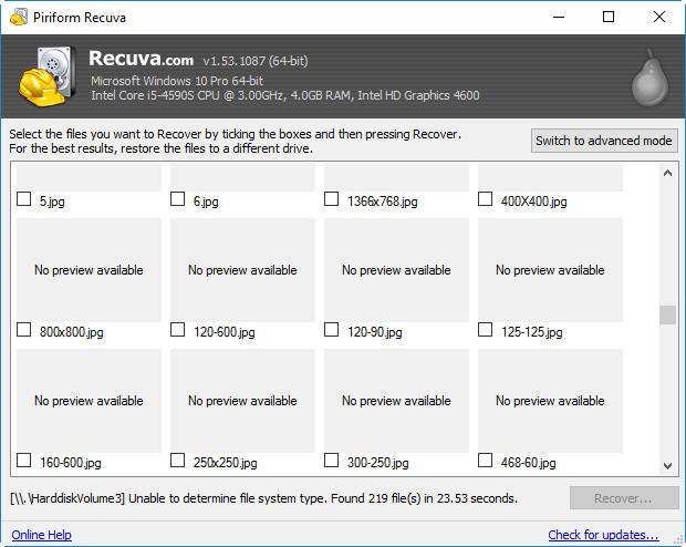 How Stellar Windows Data Recovery is Better than Recuva