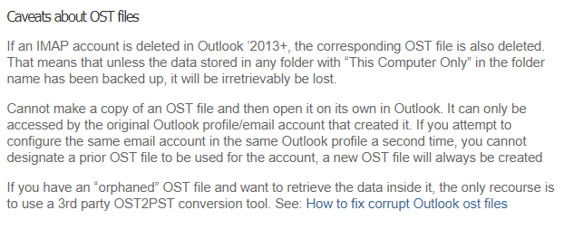 How to Convert OST to PST in Outlook 2007/ 2010/ 2013/ 2016/2019