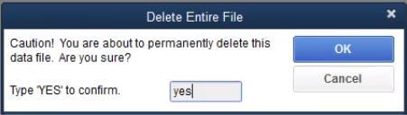 save QuickBooks file