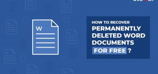 recover permanently deleted word document