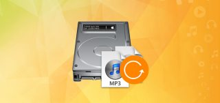 How to recover deleted MP3 audio files from Mac