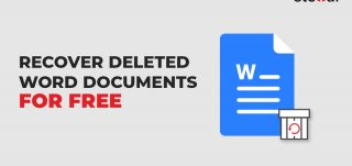 recover deleted document for free