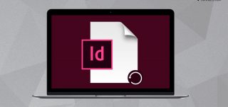 Recover Indesign files on Mac