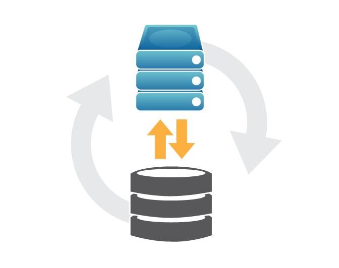 Quick data restoration