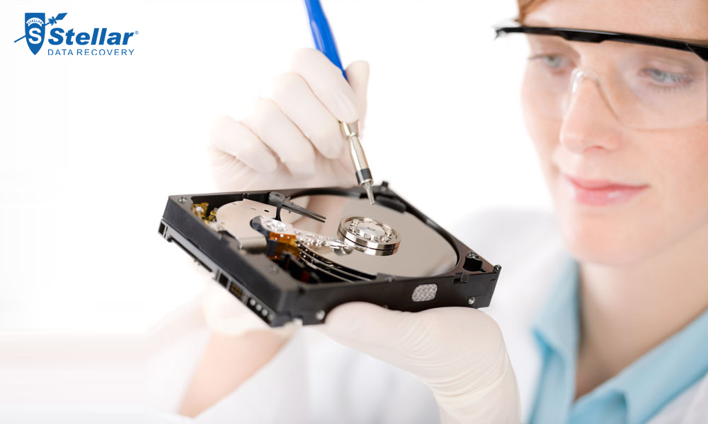 Computer hard drive crash data recovery
