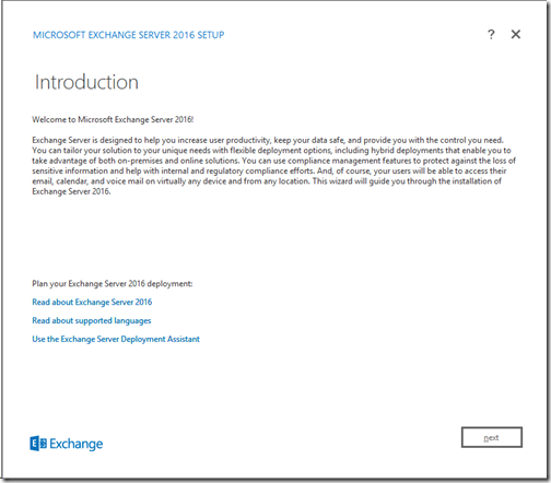 Step-by-Step Guide to migrate Exchange Server 2013 to 2016