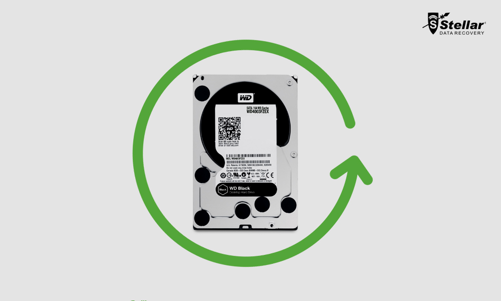 How to recover your lost data from Western Digital Hard Drive