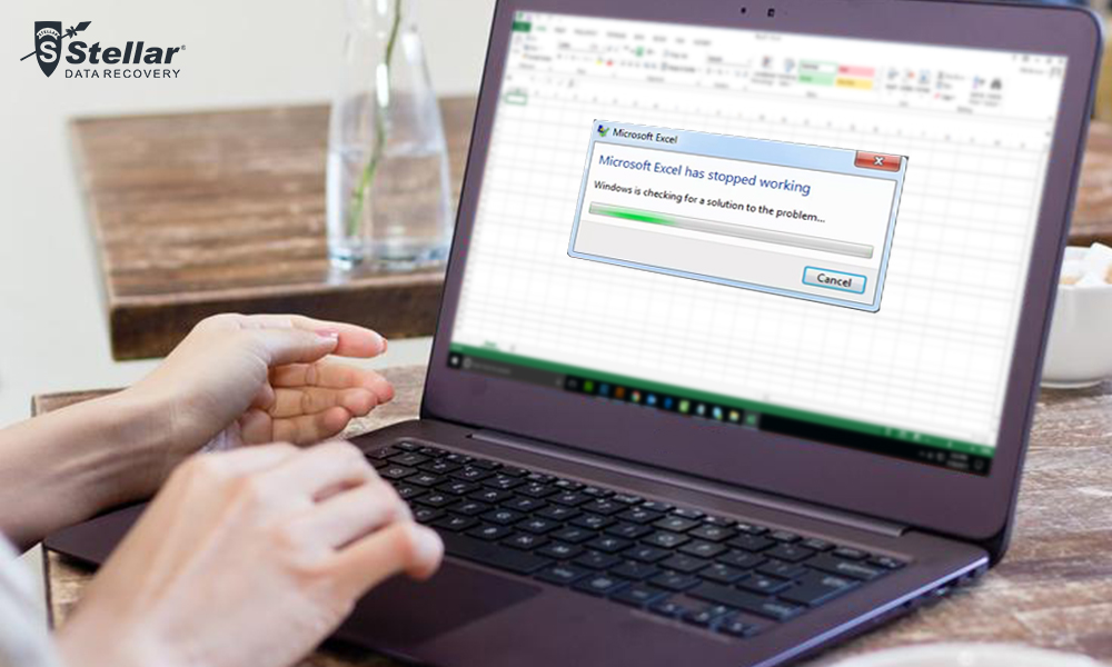 How to fix Microsoft Excel has stopped working error?