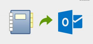 groupwise address book to outlook