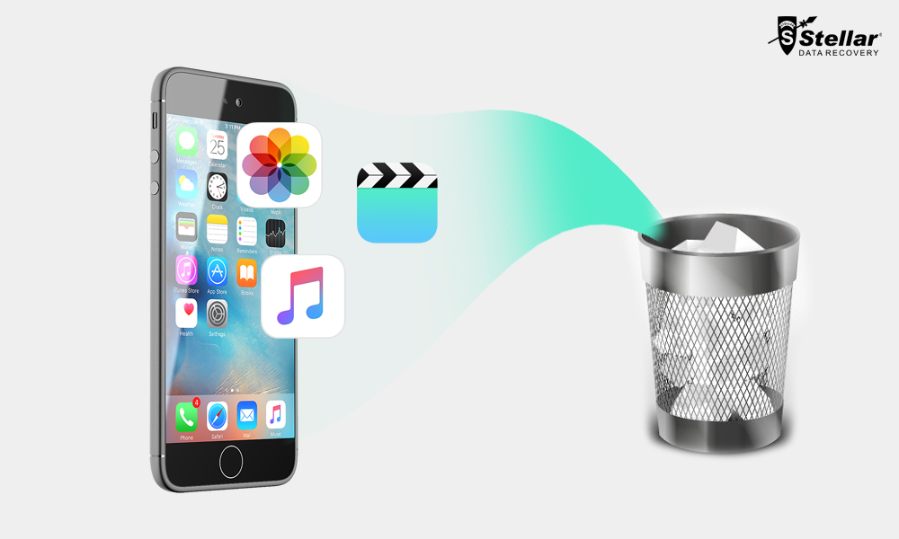 how to delete photo files from iphone