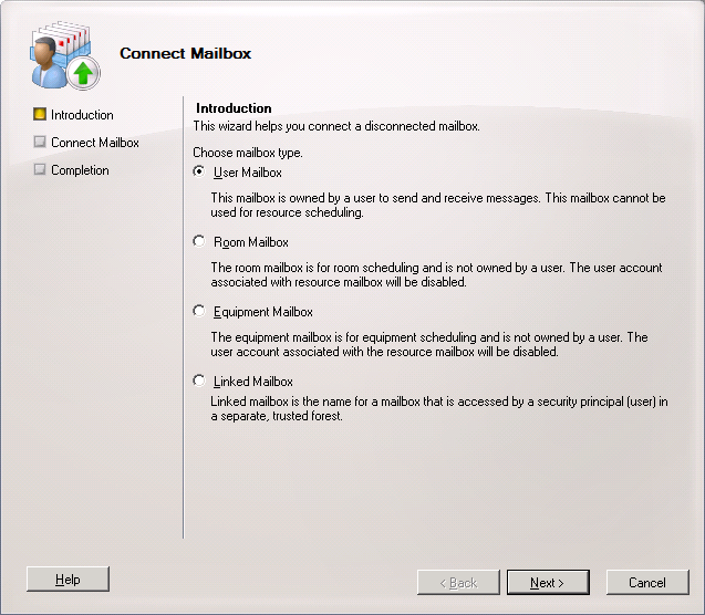 How to Recover Deleted Mailbox in Exchange Server 2010?
