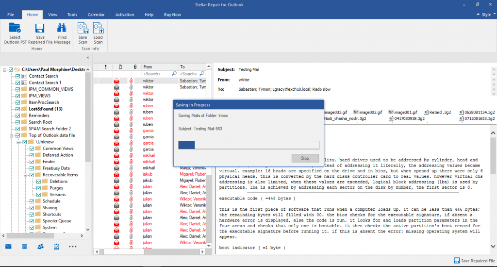 download full version outlook recovery tool