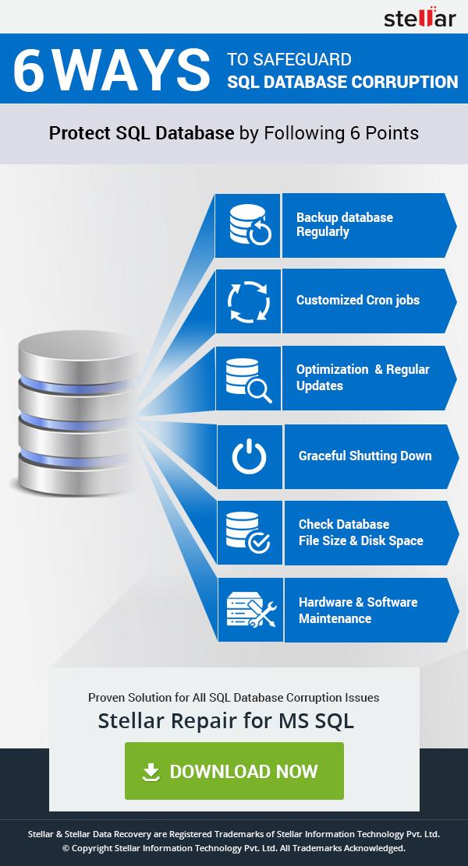 Top 6 Ways to Prevent SQL Server Database Corruption