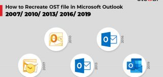 How to recreate OST file in Microsoft Outlook 2007, 2010, 2016, 2019