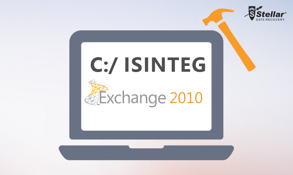 How to use isinteg to Repair Corrupt Exchange 2010