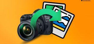 Recover Photos from Canon EOS 5D Mark-IV