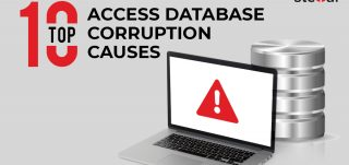 Top 10 reasons of access database corruption