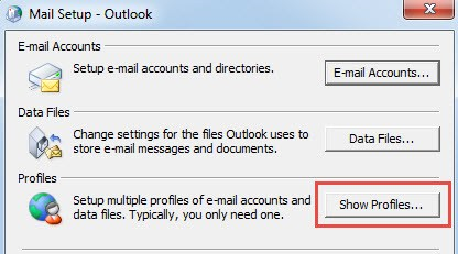Microsoft Outlook 2016 stopped working