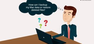 Backup and Data Recovery Problems