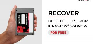 Recover Kingston-SSD-NOW