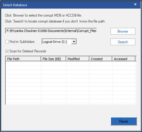 How to Fix MS Access Database Error in Loading DLL