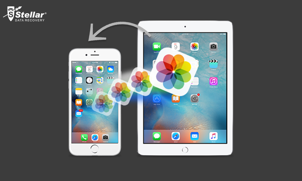 4 Easy Ways to Transfer Photos from iPad to iPhone