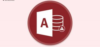 Access Database Error 3112