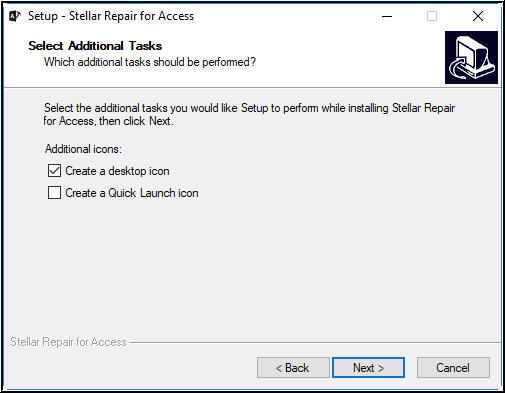 Get activation key of Stellar Repair for Access Software