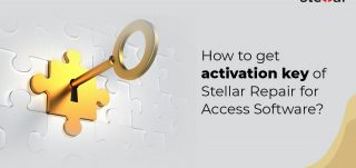 activation key of stellar repair for Access